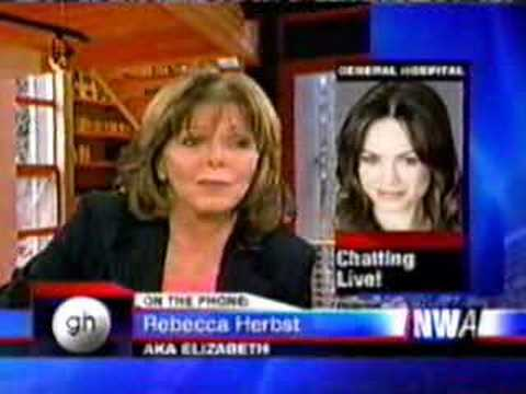 Phone  With Rebecca Herbst