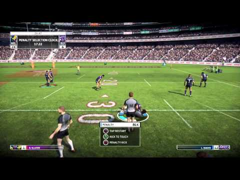 Rugby League Live 3 | Full Match Gameplay