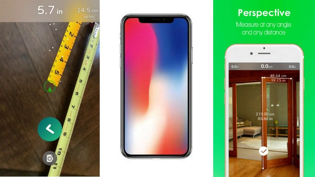 measure distance with iphone iphone x arkit ruler how to measure distance and 5709