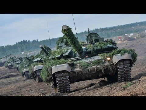 Zapad 2017 || Russia And Belarus ★ Actually The Best Militar