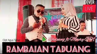 RAMBAIAN TADUANG, Boy Sandy ft Fany Fabiola. Cover Live Bholeang ft Moury GN.