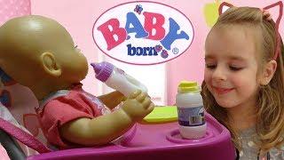 Куклы Беби Бон видео для детей Сборник Baby Born doll toys for kids and toddlers
