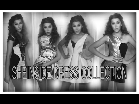 My SheIn Dress Collection