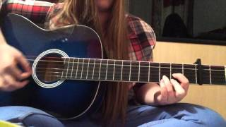 Radioactive - Imagine Dragons - Guitar Fingerstyle Cover