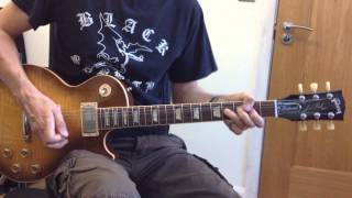 Suffragette City by David Bowie/Mick Ronson - Guitar cover/lesson  - MG005