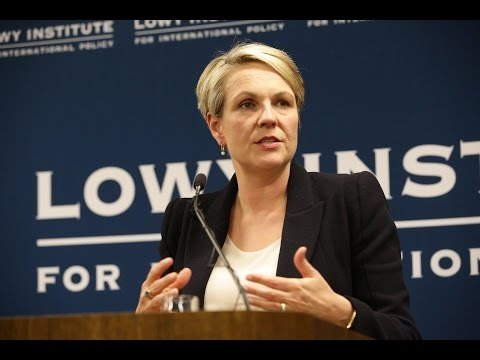 Tanya Plibersek MP on how Australia can be a better international citizen