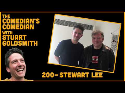 The Comedian's Comedian  200  Stewart Lee