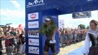 Vinnare Kalmar Triathlon 2011
