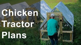 Stress-Free Chicken Tractor Plans: Book Launch