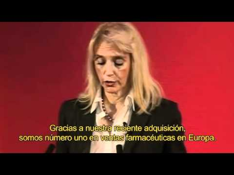 Ornella Barra, presidenta ejecutiva de Alliance Healthcare