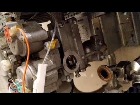 Ремонт | Bosch GWH 13-2 сам ремонтирую всю газовую колонку | Чемпион Берлина