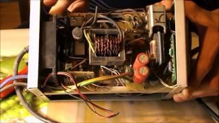 Ремонт безперебійного БЖ /Ремонт безперебойного БП/Repair of uninterruptible power supply