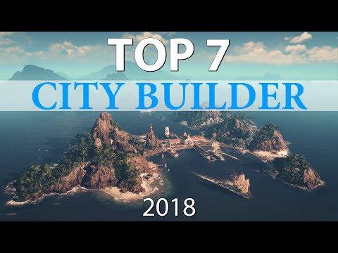 Top 7 Best CITY BUILDER Games Of 2018