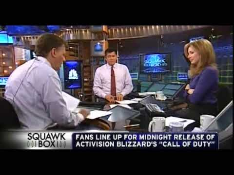 CNBC Squawk Box: Becky Quick dislikes Grand Theft Auto