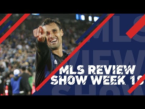 Wild finish in the Cali Clasico | MLS Review Show, Week 18