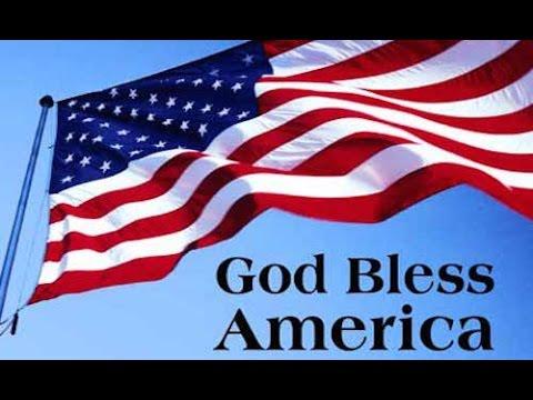 God Bless America Deutsch