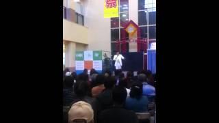 2012.3.25 オスカーお笑いオールスターズ 山口県山口市阿知須 サンパー...
