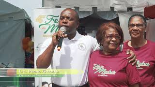 Cooperativa Manoguayabo realiza 4ta Feria de Madres