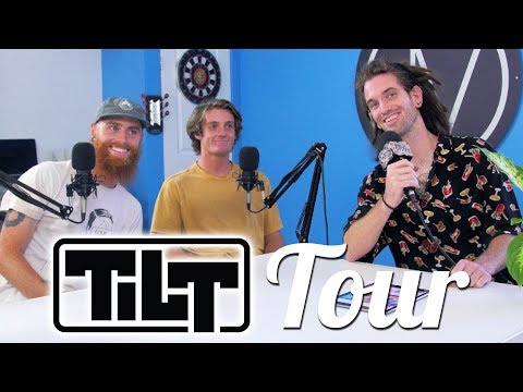 Tilt Tour Interview With Dylan Kasson and Tom K │ The Vault Pro Scooters