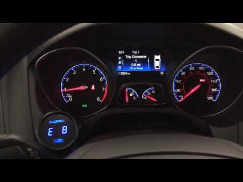 Focus RS Idle And Balance Shaft Delete