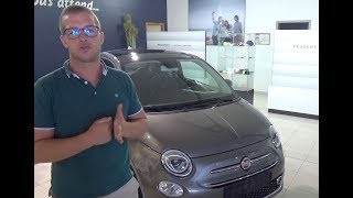 Les occasions du lion : la Fiat 500 finition Lounge