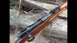 Shooting the WW2 Type 99 Arisaka 7.7mm