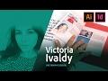 Graphic Design - Victoria Ivaldy
