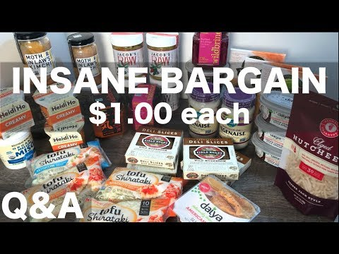 Insane Bargain Shopping $1.00 ea. with Q&A