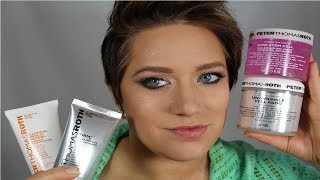 PETER THOMAS ROTH - Rose Stem Cell Bio-Repair Gel Mask + peels REVIEW Thumbnail