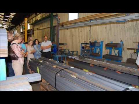 Territoire Ressources: Visite d'une entreprise industrielle