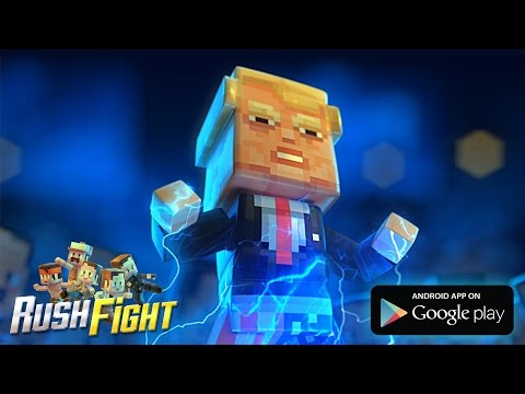 Rush Fight - Official Update Trailer (Android/iOS)