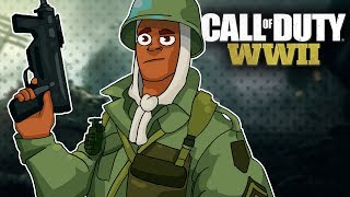 DinoBasically VS The World! - Call Of Duty WW2 Beta Livestream!