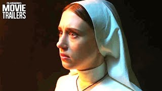 THE NUN | IMAX Trailer (2018) - Before The Conjuring & Annabelle.