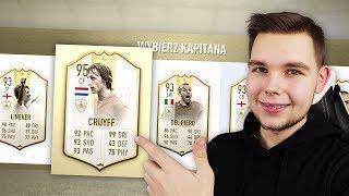 PIĘĆ IKON - MEGA DRAFT! | FIFA 19