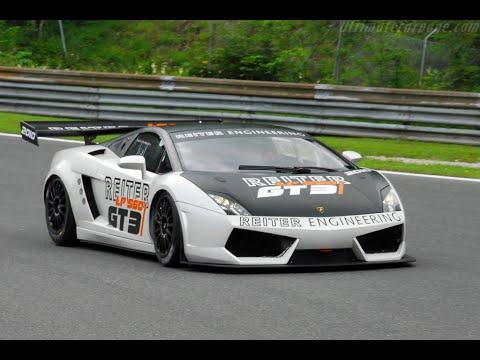 LAMBORGHINI GALLARDO LP560 GT3...(Real Racing 3)