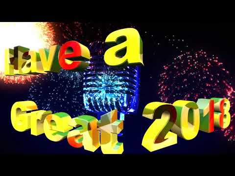 "2018 CB Radio NOR CAL MUD DUCKS Say ""HAPPY NEW YEAR"""