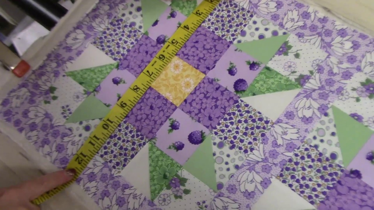 aaefa9008dff4b Jordan Fabrics Can I Quilt A Table Runner With A Long Arm Machine ...