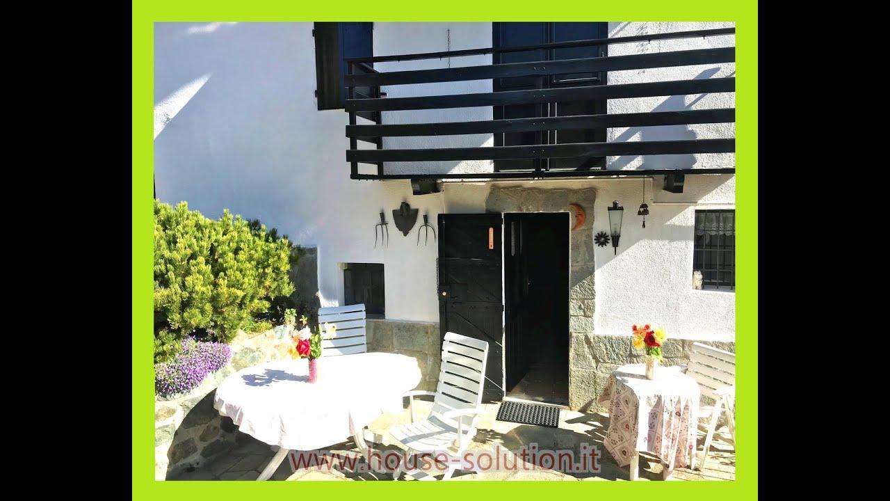 Scale Di Risalita Casa villa 140 mq + giardino 170 mq vendesi camandona (bi)