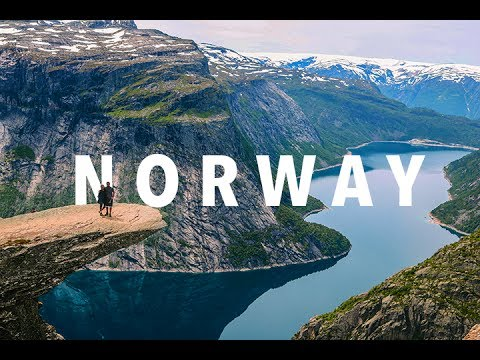 NORWAY TRAVEL DIARY | Anuj & Sruthi | July 2017