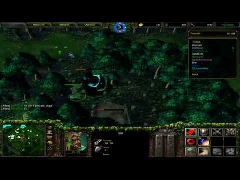 Warcraft 3 TFT - Tree Tag #1