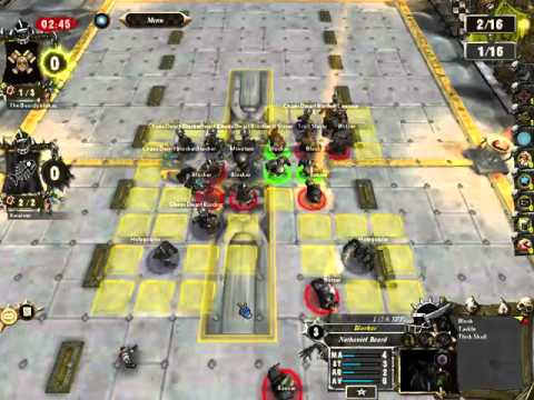 MindstormXL Vs Mrwrk Blood Bowl Cape Radio League Round 6