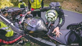 ZX10 3 Silinder??? | Touring Sidoarjo-Yogyakarta Episode ke 4