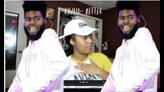 Stop Sleeping On Khalid!!   Khalid - Better (Official Video)- REACTION