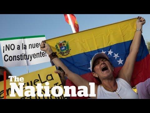 Venezuela continues descent into chaos
