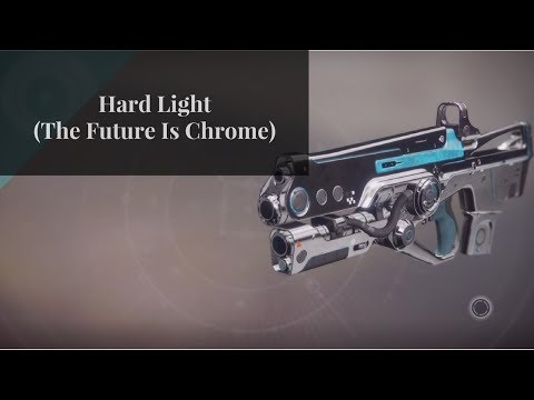 Hard Light (The Future Is Chrome) - A Platinum Review