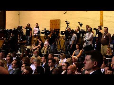 Obama Visits Charleston, W.Va., to attend drug addiction forum