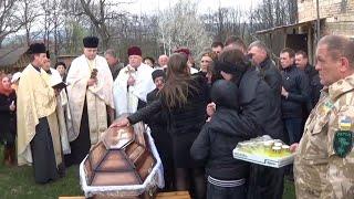 Зустріч загиблого героя з АТО -  Кармільчик Олександр, Болехів-Долина-Раків