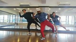 The Jawaani Song | Student Of The Year 2 | lockin dance choreography | by Gj5 Crew