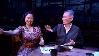 Broadway Video: ALLEGIANCE, Starring George Takei, Lea Salonga & Telly Leung