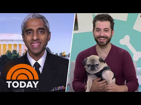 Surgeon General On Vaccine Mandates, Meet Noodle The Pug! | TODAY In 30 - Oct. 20
